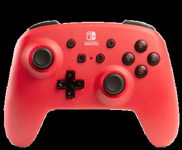 PowerA Enhanced Wireless Controller - Red for Nintendo Switch Deals