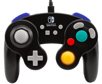 PowerA Wired Controller GameCube Style in Black for Nintendo Switch Deals