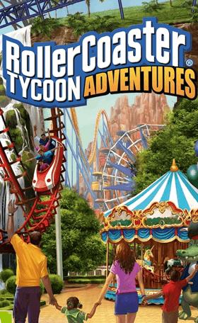 Roller Coaster Tycoon Adventures