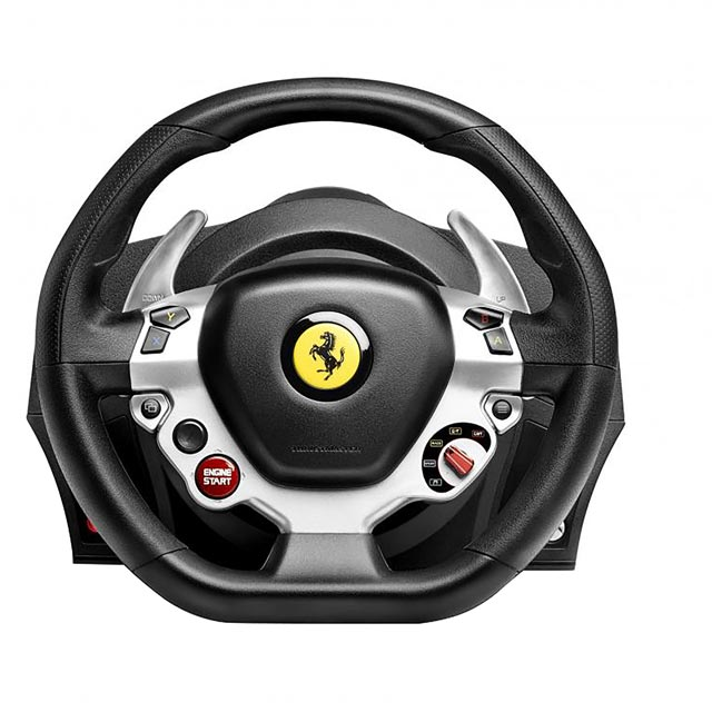 Thrustmaster TX Ferrari F458 Italia Edition - Black Deals