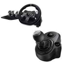 Logitech G920 Racing Wheel with Logitech Shifter Deals
