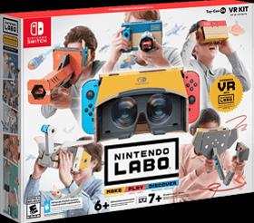 Nintendo Labo: VR Kit Deals