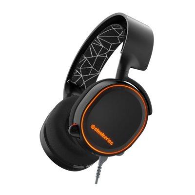 SteelserieS Arctis 5 7.1 Gaming Headset - Black Deals