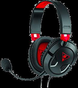Turtle Beach Recon 50X Headset - Black & Red Deals