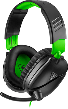 Turtle Beach Recon 70X Gaming Headset - Black & Green Deals
