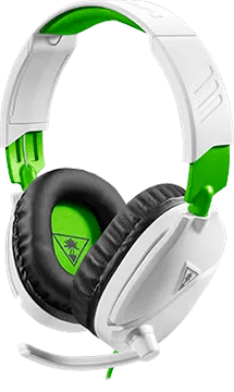 Turtle Beach Recon 70X Gaming Headset - White & Green Deals
