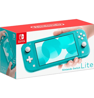 Nintendo Switch Lite: Turquoise Deals