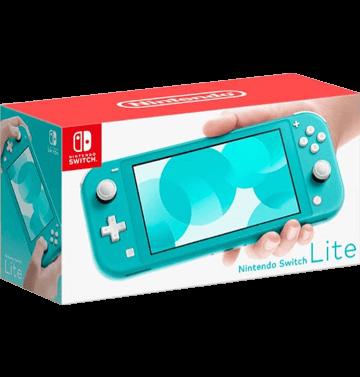 Nintendo Switch Lite: Turquoise Deals
