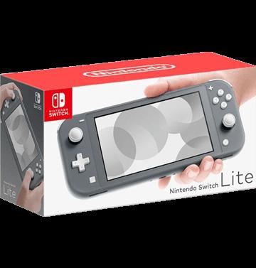 Nintendo Switch Lite: Grey Deals