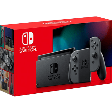 Nintendo Switch: Grey Joy-Con - Extended Battery Life Deals
