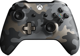 Xbox One Wireless Controller: Night Ops Special Edition Deals