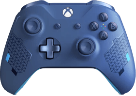 Xbox One Wireless Controller: Sports Blue Deals