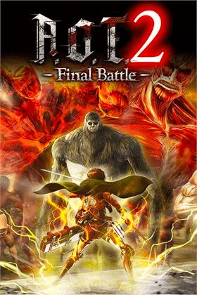 Attack On Titan 2 (A.O.T) Final Battle