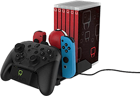 Venom Multi Controller Charge & Store Dock for Nintendo Switch Deals