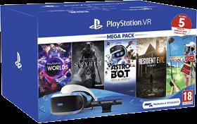 Playstation VR Mega Pack Bundle (2019)