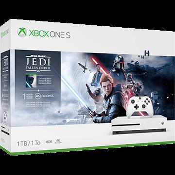Xbox One S 1TB: Star Wars Jedi: Fallen Order Deals