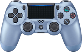PS4 Dualshock 4 Controller: Titanium Blue Deals