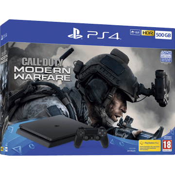 PS4 Slim 500GB: Call of Duty Modern Warfare Deals