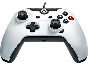PDP Wired Controller - White for Xbox One Deals