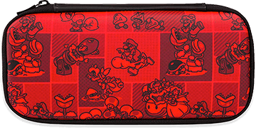PowerA Stealth Case - Super Mario Red for Nintendo Switch Deals