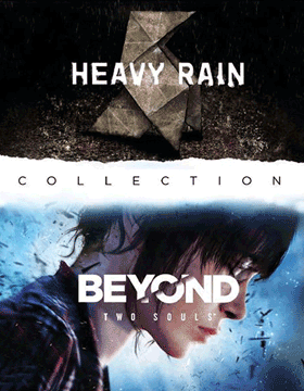 Heavy Rain & Beyond Two Souls