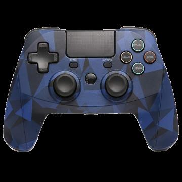 Snakebyte Gamepad Wireless Controller - Camo Blue for PS4 Deals