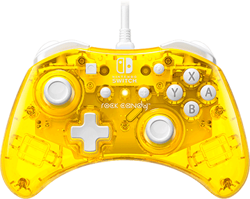 Rock Candy Wired Controller - Pineapple Pop for Nintendo Switch Deals