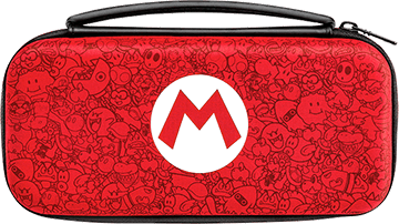 PDP Deluxe Travel Case - Mario Remix Edition for Nintendo Switch Deals