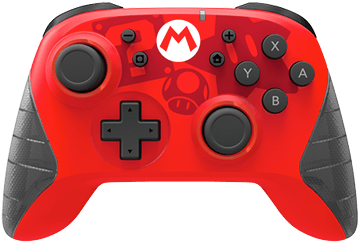 Hori Wireless HORIPAD (Super Mario) for Nintendo Switch Deals