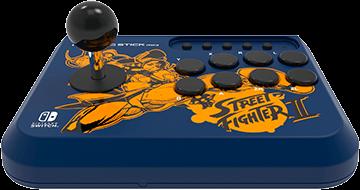Hori Fighting Stick Mini Street Fighter Edition (Chun-Li/Cammy) for Nintendo Switch Deals