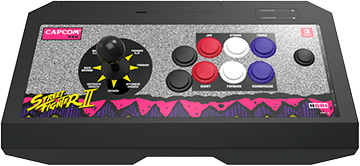 Hori Real Arcade Pro V Hayabusa Street Fighter Classic Arcade Edition for Nintendo Switch Deals