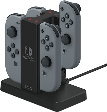 Hori Joy-Con Charge Stand for Nintendo Switch Deals