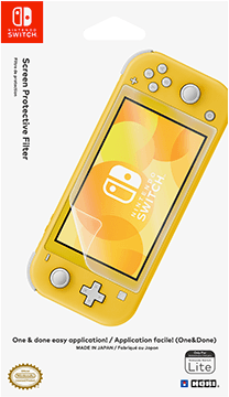 Hori Screen Protective Filter for Nintendo Switch Lite Deals