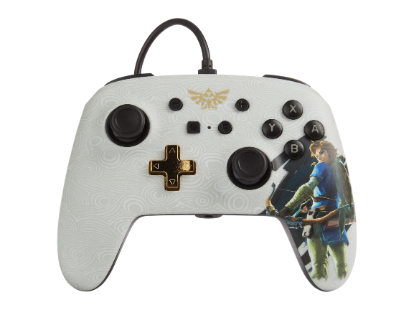 PowerA Enhanced Wired Controller - Link for Nintendo Switch Deals