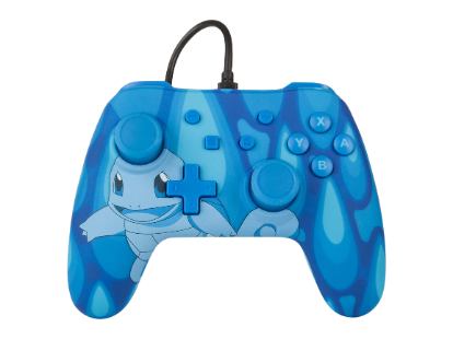 PowerA Pokemon Wired Controller - Squirtle Torrent for Nintendo Switch Deals