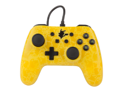 PowerA Pokemon Wired Controller - Pikachu Silhouette for Nintendo Switch Deals