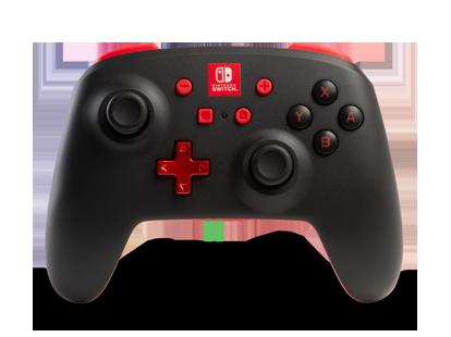 PowerA Enhanced Wireless Controller - Black for Nintendo Switch Deals