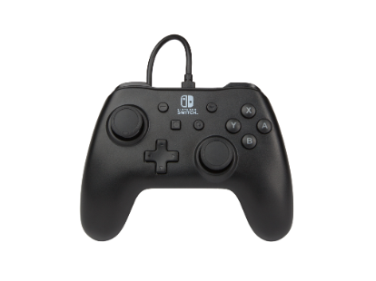 PowerA Wired Controller - Black for Nintendo Switch Deals