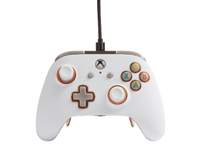 FUSION Pro Wired Controller - White for Xbox One Deals
