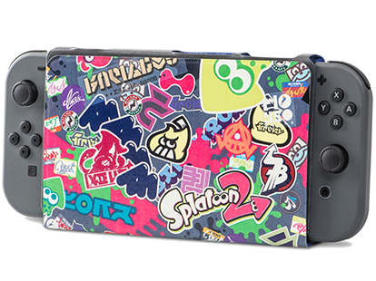 PowerA Hybrid Cover: Splatoon2 for Nintendo Switch Deals