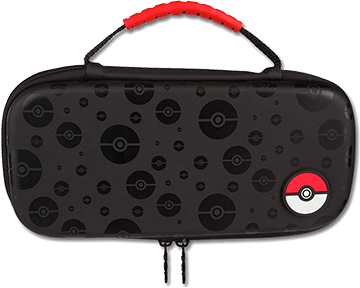 PowerA Protection Case - Poke Ball Black for Nintendo Switch Deals