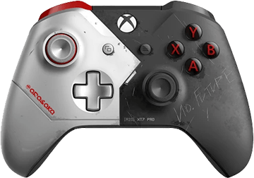 Xbox One Wireless Controller: Cyberpunk 2077 Limited Edition Deals