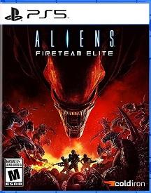 Aliens Fireteam Elite - PS5 cover