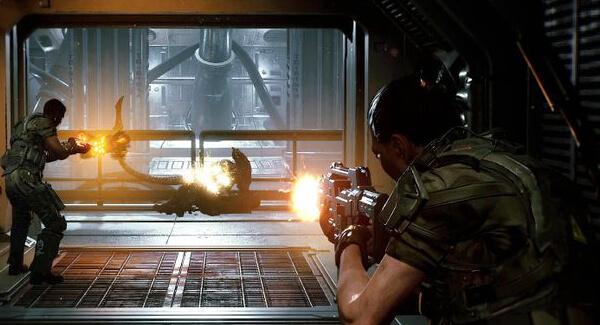 Aliens Fireteam Elite squad