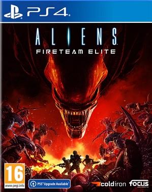Aliens Fireteam - PS4 cover