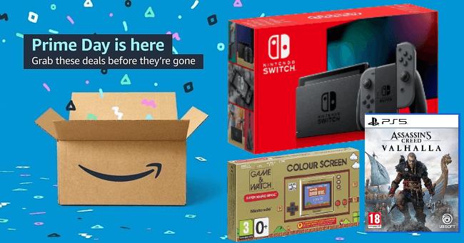 Amazon prime Day 2021 thumbnail