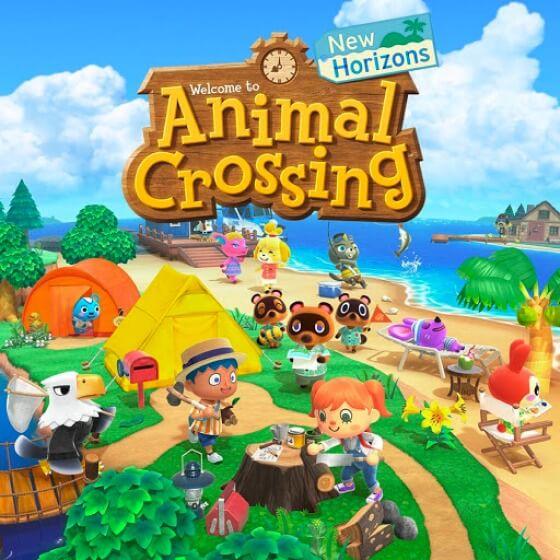 Animal Crossing New Horizons Banner