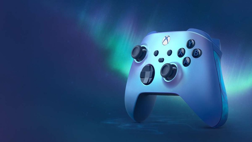 Aqua Shift controller - Xbox