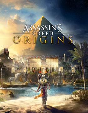 Assassins Creed Origins Box Art