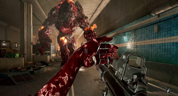 Back 4 Blood - co-op